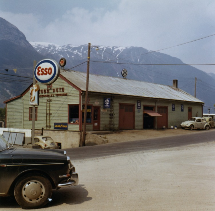 Odda Auto AS 1969