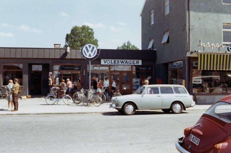 Olrud Auto Elverum 1969