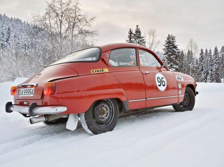 Saab 96 V4 1973 Trond Andre Søreng