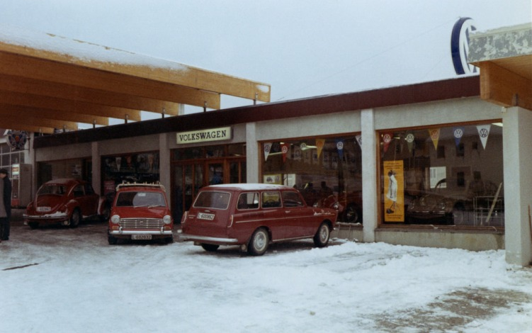 Sannes og Co Haugesund ca 1965