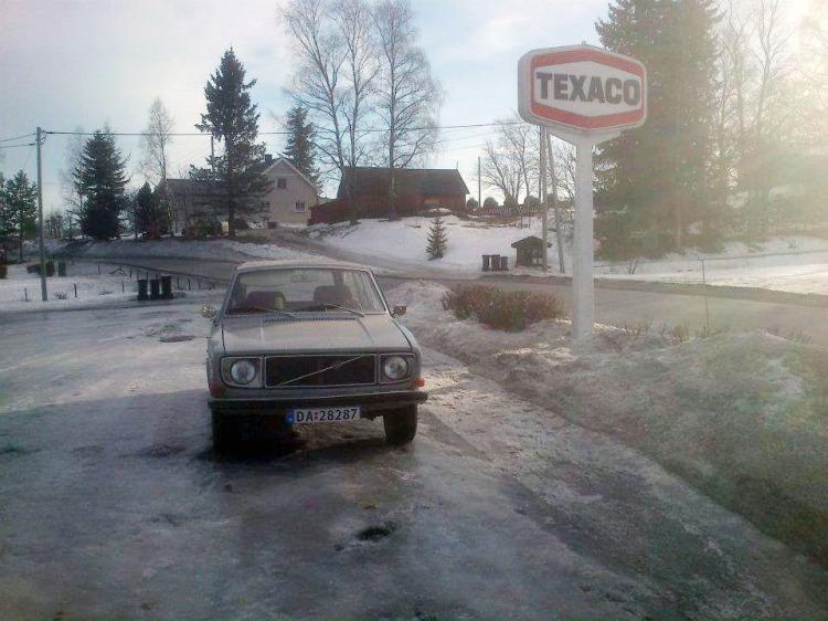 Volvo 140 Daniel Wærås