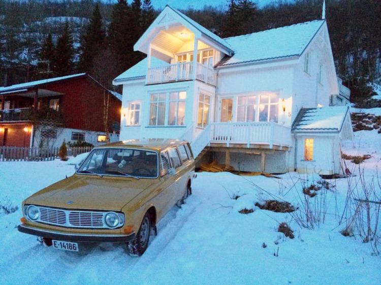 Volvo 145 Ulf Ragnar Hanssen