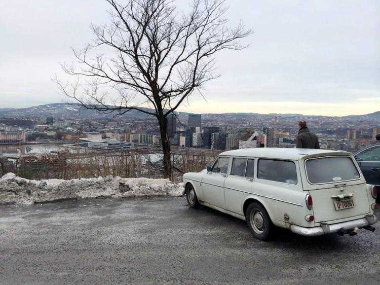 Volvo Amazon Herregård Erik Endre 2