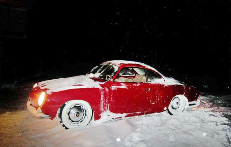 VW Karmann Ghia Olav Kvipt