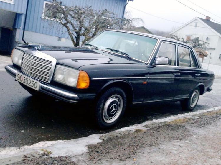Mercedes W123 250_10