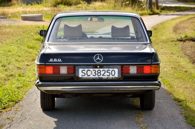 Mercedes W123 250_6
