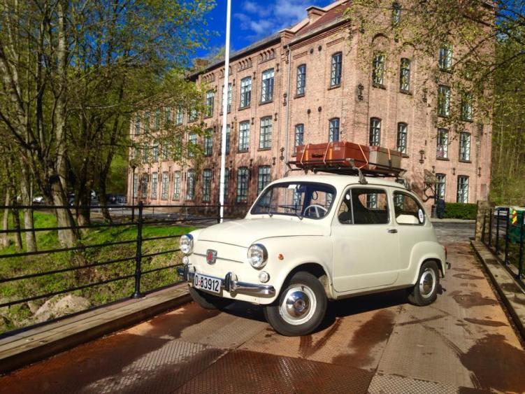 Fiat 600 Nydalen