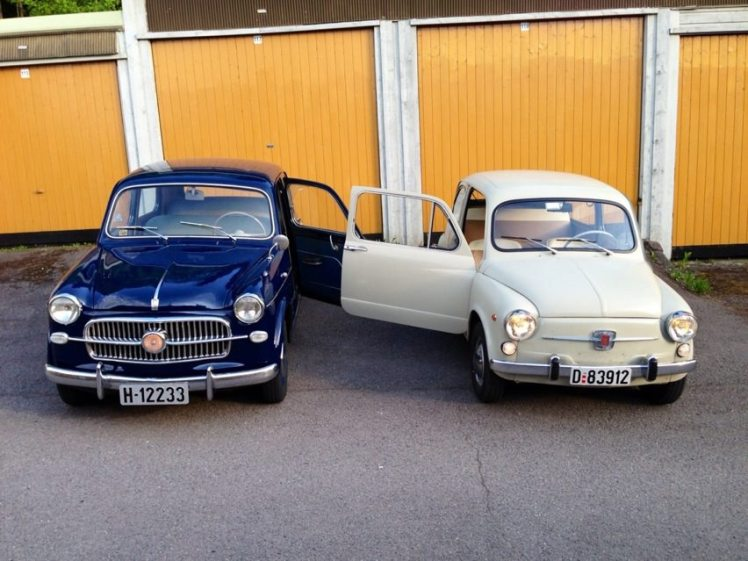 Fiat 1100 og 600