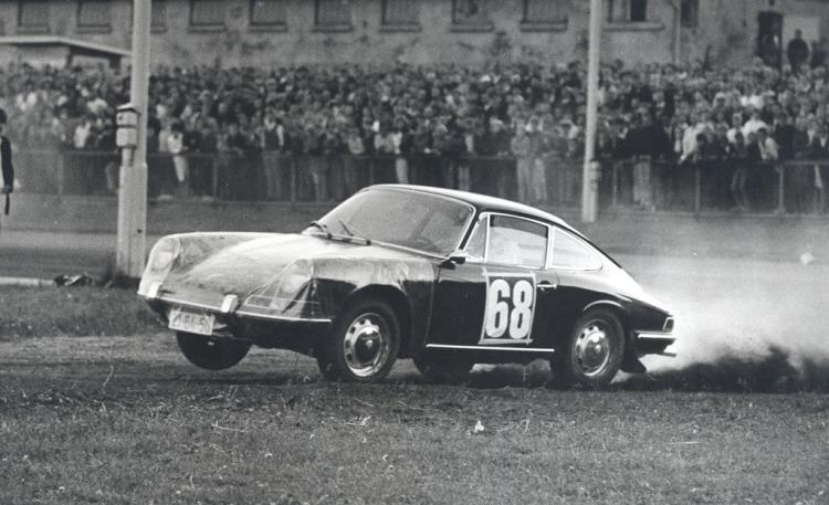 Gudim Porsche Bjerke 1969