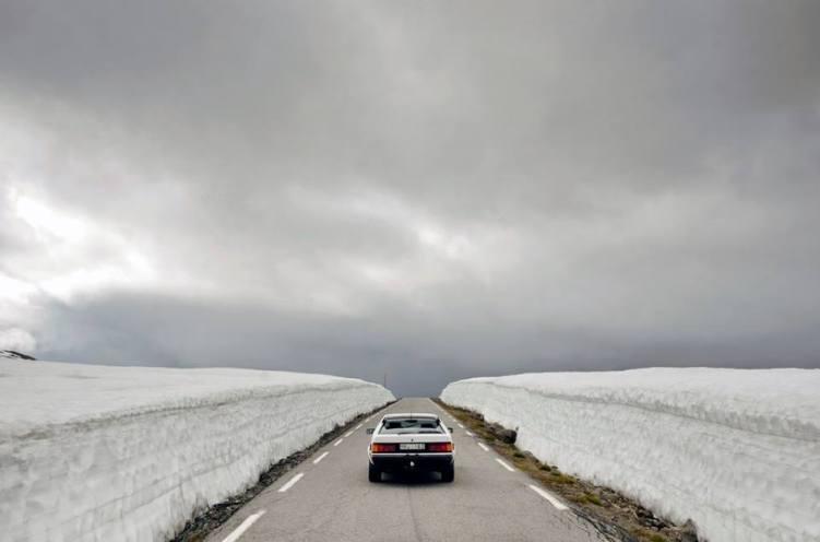 Toyota Celica Supra Aurlandsfjellet_1